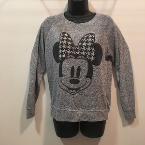 Disney Parks Minnie Mouse sweater size Small